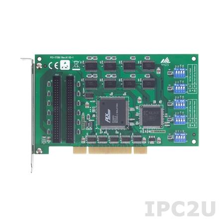 PCI-1739U-AE Плата ввода-вывода Universal PCI, 48DIO