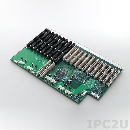 PCA-6120P12-0A2E Объединительная плата PICMG, 20 слотов с 2xPICMG/7xISA/11xPCI