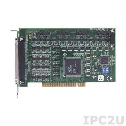 PCI-1756-BE Плата ввода-вывода PCI, 32DI, 32DO