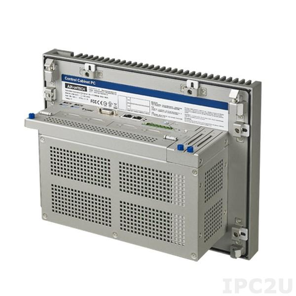 "UNO-3483G-374AE Встраиваемый компьютер c Intel Core i7-3612QE 2.1ГГц, 8Гб DDR3L RAM, VGA, HDMI, 2xGB LAN, 2xCOM, 2xUSB2.0, 2xUSB3.0, Audio, отсеки 2x2.5"" SATA HDD, IP67, рабочая температура -20..60 С"
