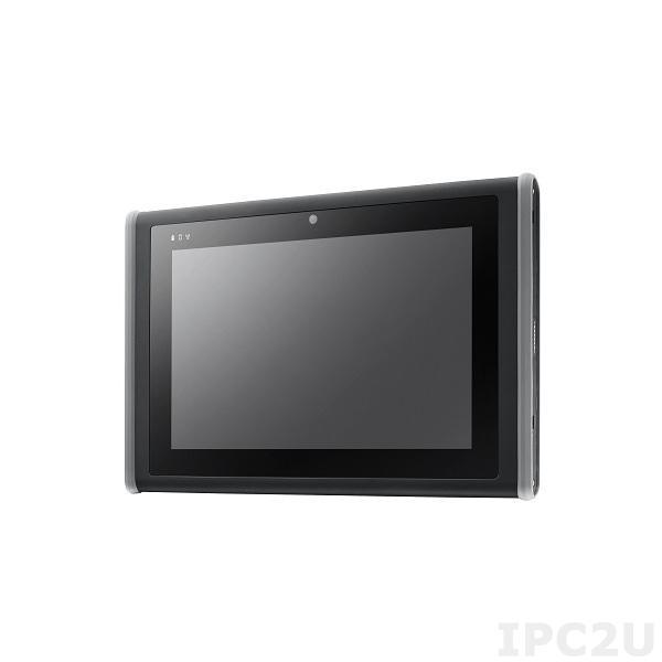 "MIT-W101-Q04DNB00E Защищенный планшетный компьютер с IP65 по всему корпусу/10.1"" 1280x800/емкостный сенсорный экран/ Intel Atom N2930 1.6 ГГц/4ГБ DDR3/64ГБ SSD mSATA/micro HDMI/ 2xUSB/ NFC/ Wi-Fi a/b/g/n/BT4.0/2МП/5МП камера/с блоком питания/WES 8"