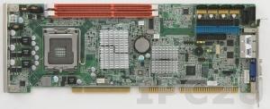 PCA-6011G2-00A1E Процессорная плата PICMG1.0 LGA775 с VGA/ Dual GbE LAN/HISA