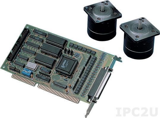 PCL-839+-AE Плата ввода-вывода ISA, 16DI, 16DO, 3 канала для управления сервоприводом и шаговыми двигателями