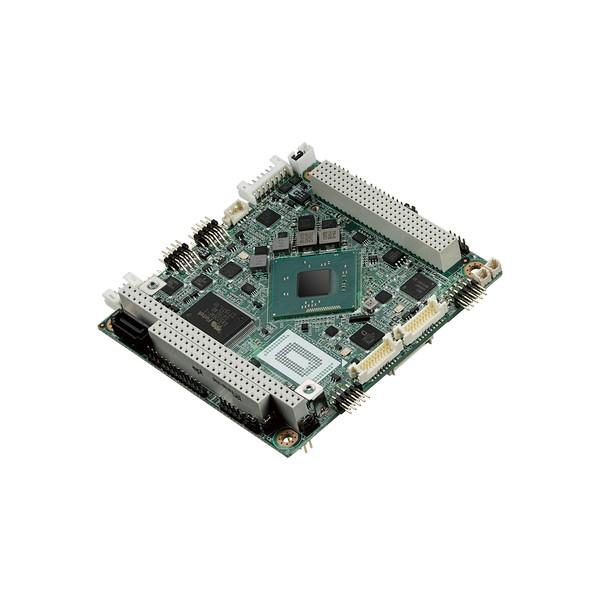 PCM-3365N-S8A1E PCI-104+ процессорная плата с Intel Celeron N2930 1.83ГГц, DDR3L, VGA/LVDS, 1 GbE, 3 COM, SATA, 6 USB2.0, SMBus/I2C, GPIO, Mini PCIe/mSATA