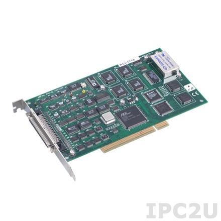 PCI-1712-AE Плата ввода-вывода PCI, 16SE/8D AI, 2AO, 16DIO