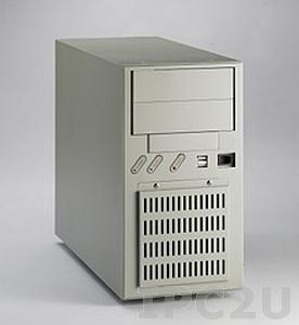 """IPC-6608BP-30CE Монтируемый на стену корпус, отсеки 2x5.25""""/1x3.5"""", источник питания 300Вт"""
